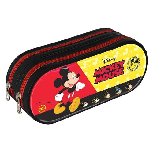 Estojo Escolar Duplo Mickey 2754-Dac