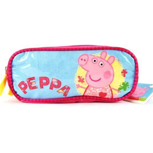 Estojo Escolar Peppa Pig Duplo Ref 5525 Xeryus Kids