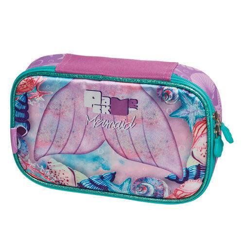 Estojo G C/ Divisoria Pack me Mermaid