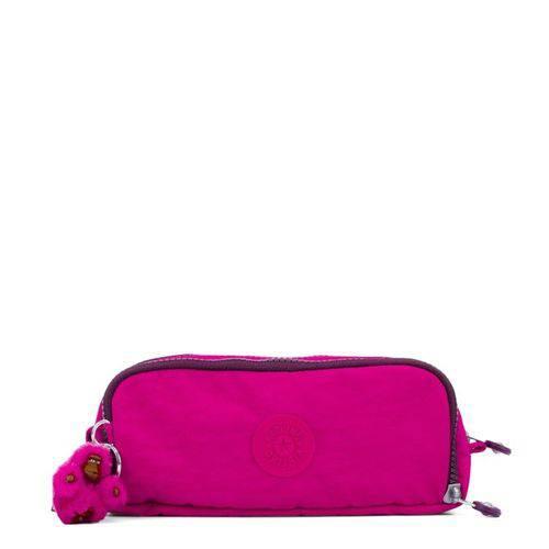 Estojo Gitroy Rosa Pink Berry C Kipling