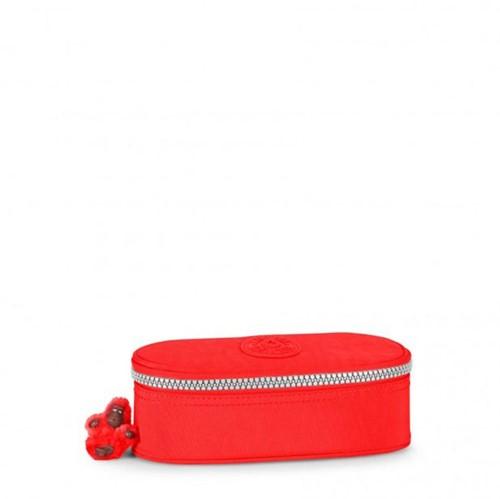 Estojo Kipling Duobox Red-Único