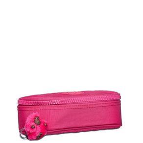Estojo Kipling Duobox Rosa
