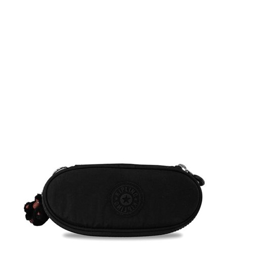 Estojo Kipling Duobox True Black-Único