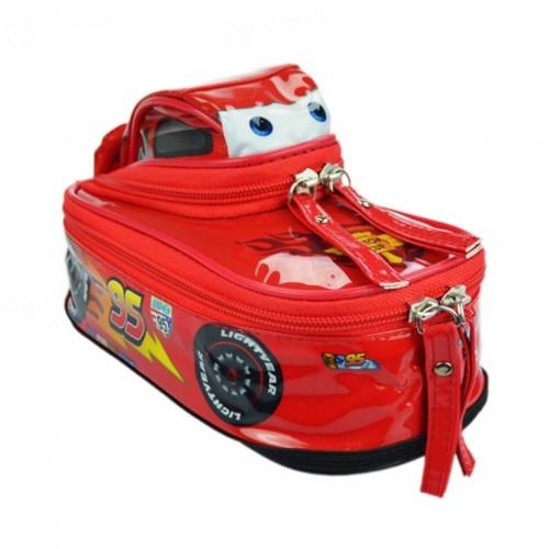 Estojo McQueen 3D Carros Disney 60099