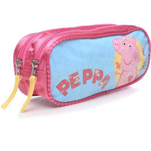 Estojo Peppa Home Sweet Home Duplo Ref. 5525 - Xeryus