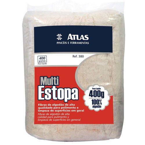 Estopa Superestopa 400g Atlas