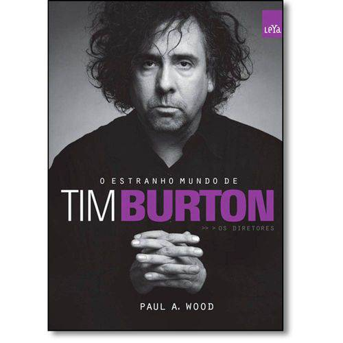 Estranho Mundo de Tim Burton, o - 2 Ed