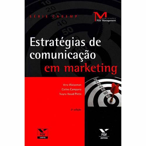 Estratégias de Comunicação em Marketing - Série Cademp