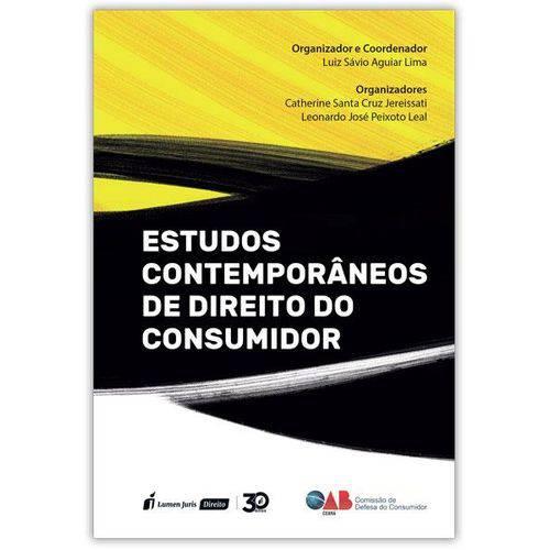 Estudos Contemporâneos de Direito do Consumidor - 2018