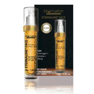 Eternaline Face Biomarine -Sérum Anti Idade Silício+Ácido Hialuronico Nuv & Ruche 30g