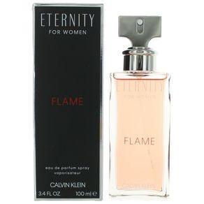 Eternity Flame de Calvin Klein Eau de Parfum Feminino 100 Ml