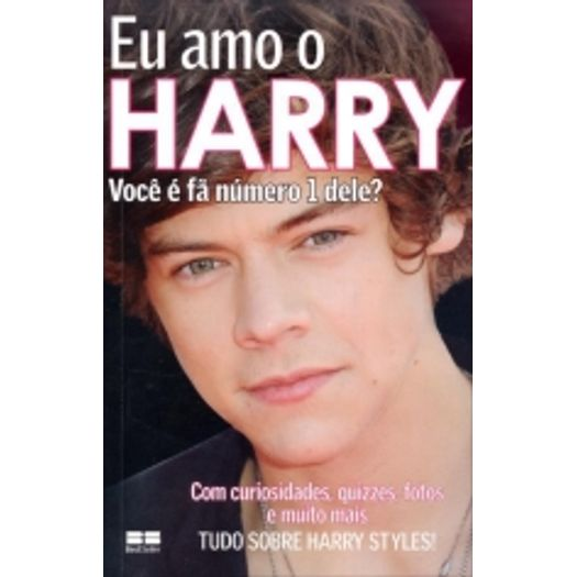 Eu Amo o Harry - Best Seller