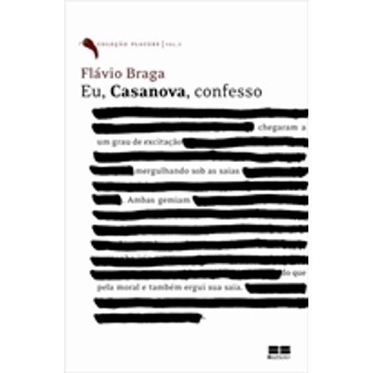 Eu Casanova Confesso Vol 2 - Best Seller