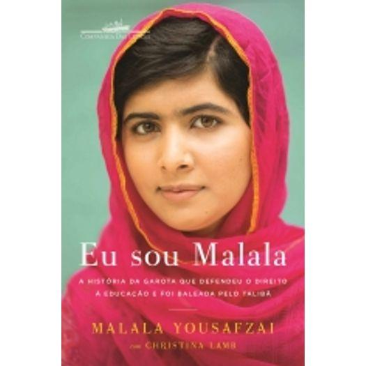 Eu Sou Malala - Cia das Letras