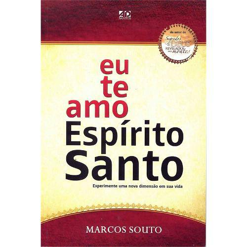 Eu te Amo Espirito Santo - Ad Santos
