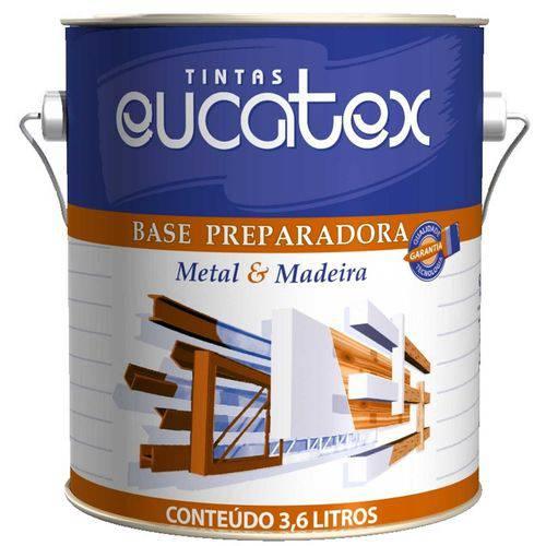 Eucatex Fundo para Galvanizados 3,6 Litros