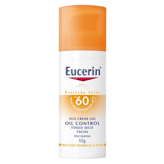 Eucerin Proteor Solar Facial Fps 60 Oil Control Creme Gel 52g