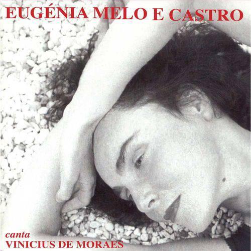 Eugénia Melo e Castro - Canta Vinicius - CD