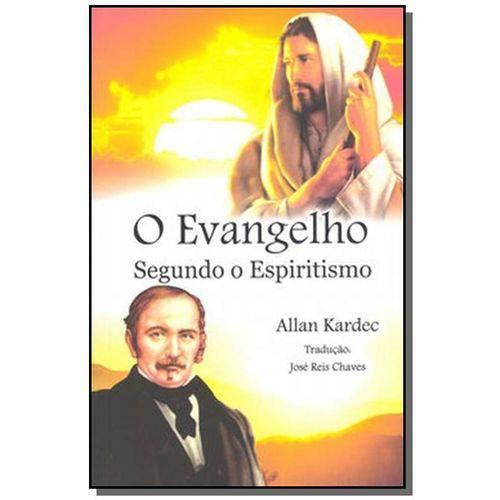 Evangelho Segundo o Espiritismo /o/ Normal 01