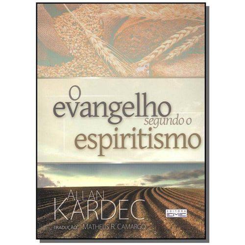 Evangelho Segundo o Espiritismo (o) - Normal 16x22