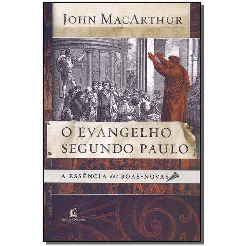 Evangelho Segundo Paulo, o