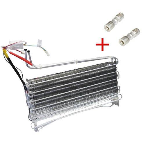 Evaporador Electrolux/di80x 220v Duas Uniao Lokring ¼ Aluminio