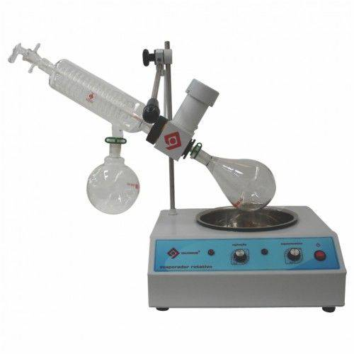 Evaporador Rotativo - 220v - Quimis - Cód: Q344b2