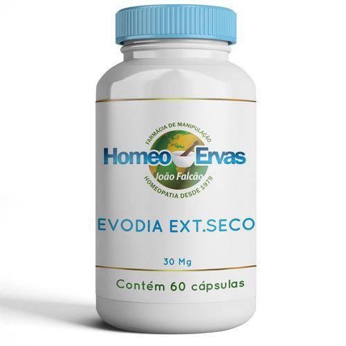 Evodia Extract 30mg - 60 CÁPSULAS - Homeo Ervas