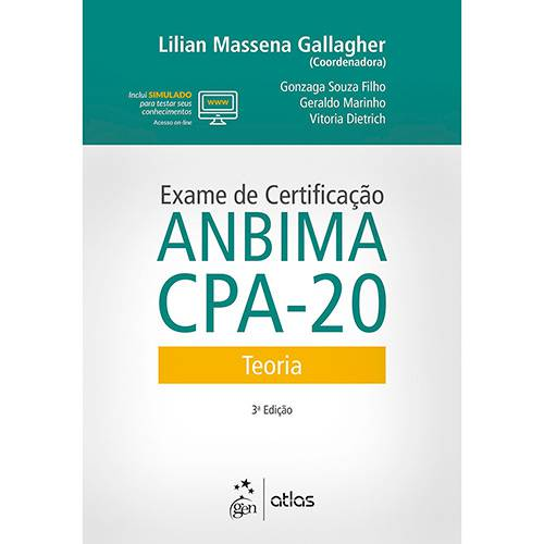 Exame de Certificação Anbima CPA-20