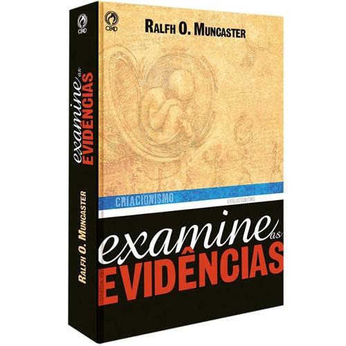 Examine as Evidências