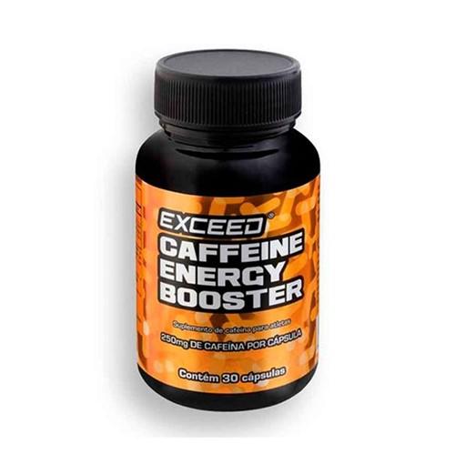 Exceed Caffeine Energy Booster – 30 Cápsulas