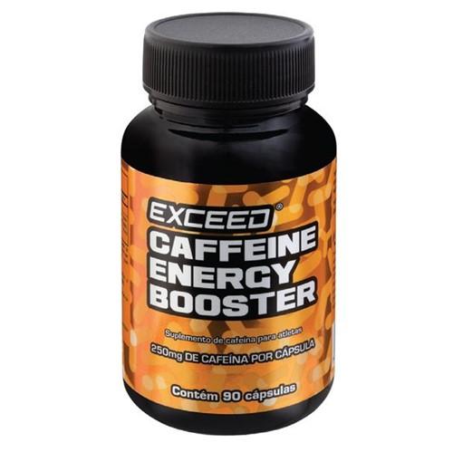 Exceed Caffeine Energy Booster – 90 Cápsulas