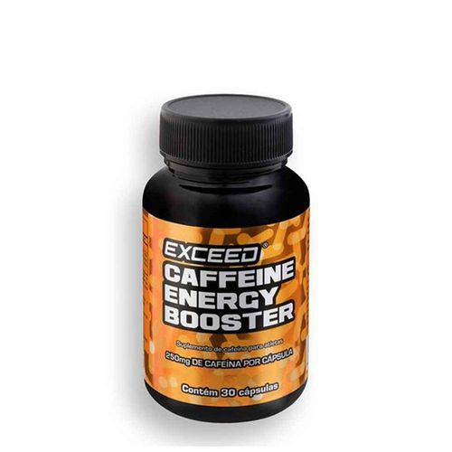 Exceed Energy Booster 30 Capsulas