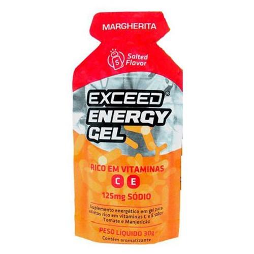 Exceed Energy Gel - 1 Sachê 30g - Margherita