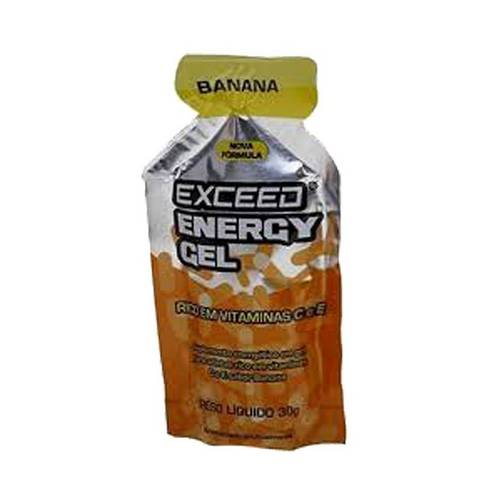 Exceed Energy Gel (Unidade) - Advanced Nutrition-Limão