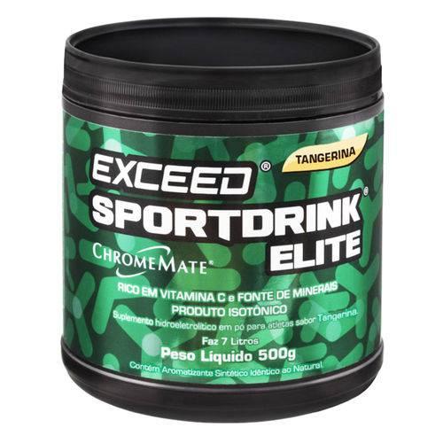 Exceed Sportdrink Elite - Tangerina 500g