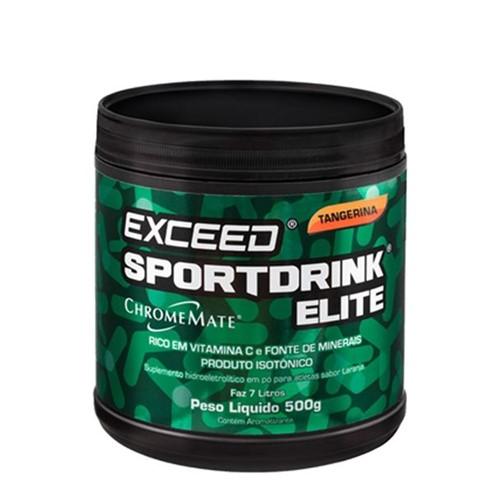 Exceed Sportdrink Elite Tangerina - Pote 500g
