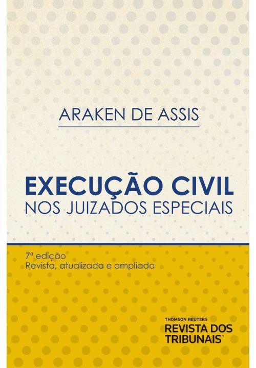 Execução Civil Nos Juizados Especiais 7º Edição