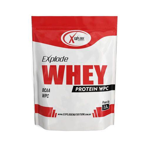 Explode Whey Protein Wpc 1,8kg - Baunilha