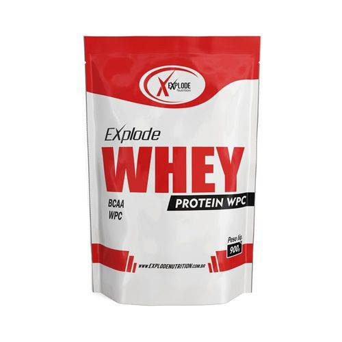 Explode Whey Protein Wpc 900g - Chocolate