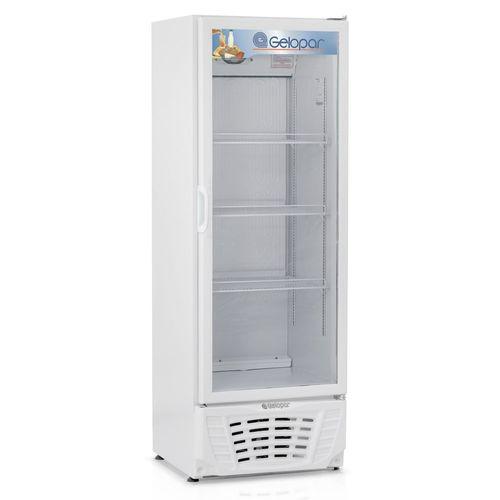 Expositor Refrigerado Vertical Gelopar, 414 Litros, Porta de Vidro - GPTU-40