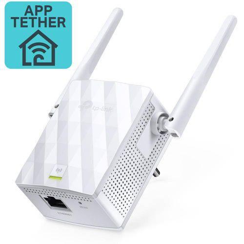 Extensor de Cobertura Tp-Link TL-WA855RE 300Mbps, Branco - Bivolt