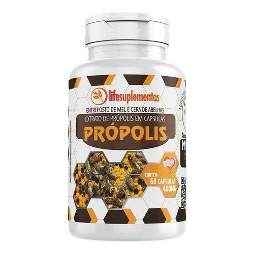 Extrato de Própolis - Cáps. 60 - 400 Mg