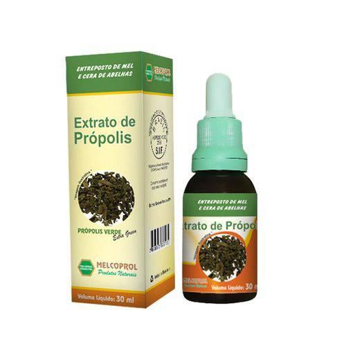 Extrato de Própolis - Própolis Verde - 30ml
