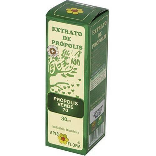 Extrato de Propolis Verde 70 30ml Apis Flora