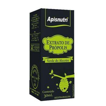 Extrato de Própolis Verde do Alecrin Apisnutri 30ml