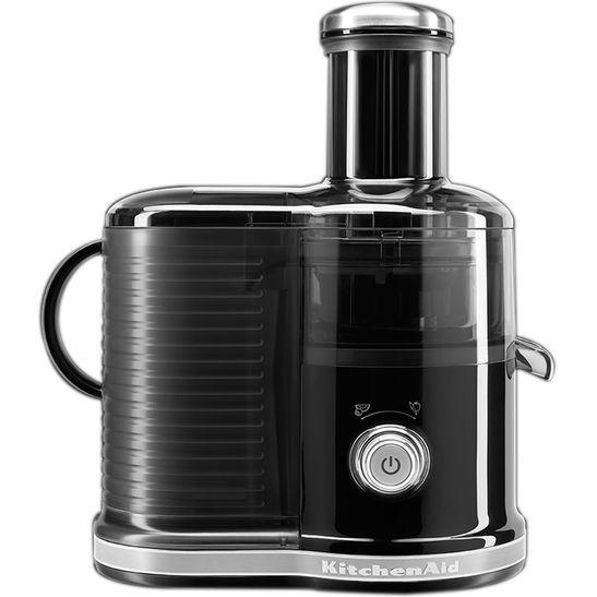 Extrator de Sucos Centrifuga Kja43 Easy Clean Onyx Black KitchenAid