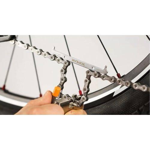 Extrator Ferramenta Chave Saca Pino Corrente Bicicleta Kenli