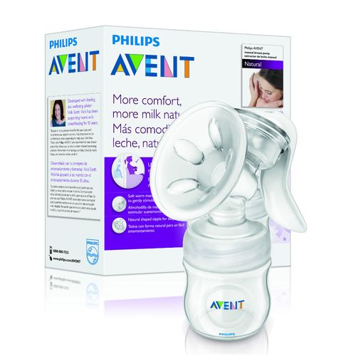 Extrator Manual de Leite Philips Avent