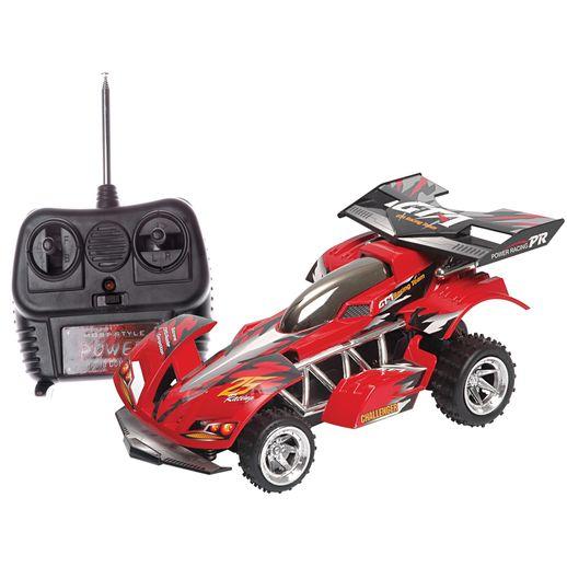 Extreme Rádio Controle 7 Funções Vermelho - Candide